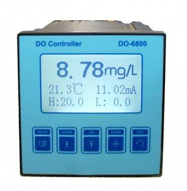Online Dissolved Oxygen/Temperature controller (DO-6800)