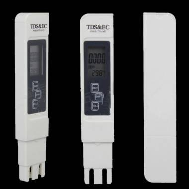 Factory Cheap Hot Deionized Water Resistivity - Portable TDS/EC Meter, TDS meter, Conductivity meter TDS/EC-001 – JIRS