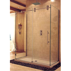 Shower Door Sliding Kit JSD-7602B