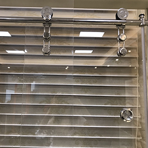 Shower Door Sliding Kit JSD-7603B