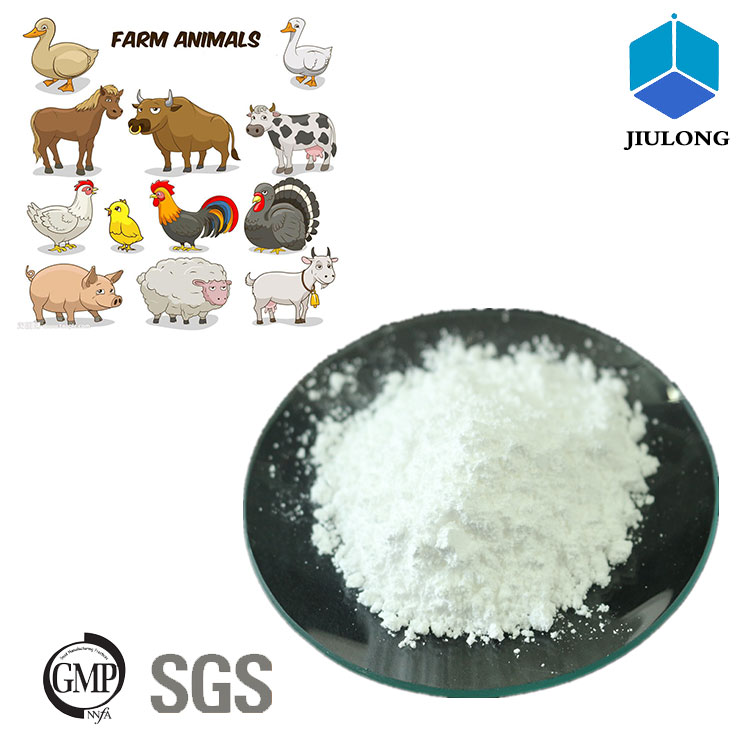 OEM Customized China Feed Additives Tilmicosin 20% - Carbasalate Calcium – Jiulong