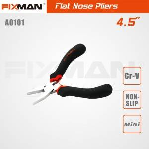 Professional Mini Chain Flat Nose Pliers For Wholesale