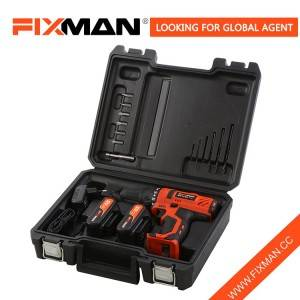 China Facotry German Quality Electric Power Drill Tool Kit Combination