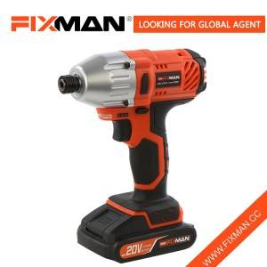 German Quality 12V/14.4V/18V Heavy Duty Cordless Screwdriver With Torque Setting