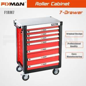 FIXMAN F1RM7 7-Drawer Roller Cabinet