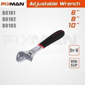 High Quality Spanner Tools Adjustable Wrench