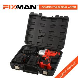 Fixman Professional 20V Brushless Impact Wrench Set BMC