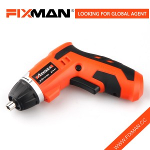 Professional Cordless Tools 3.6V Corded Cordless Screw Driver on sale