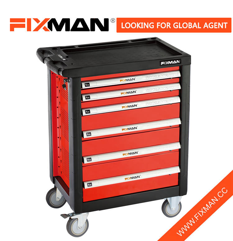 FIXMAN Tool Cabinet 6 Drawer
