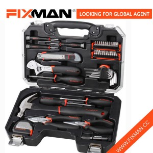 FIXMAN BT46 Professional High Quality Household Home Use Hand Tool Set for Maintenance