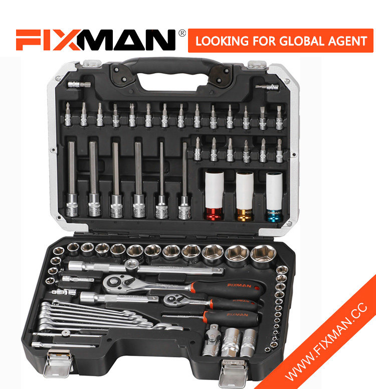 Professional China Factory power tool set socket hand tool set