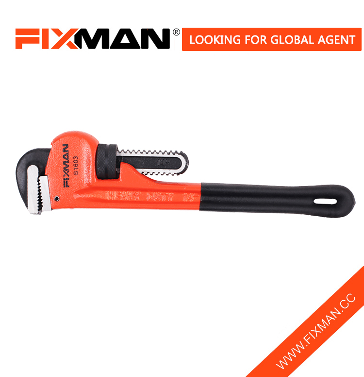 Functions of Pipe Wrench Carbon Steel Multi-Use Adjustable Torque Pipe Wrench