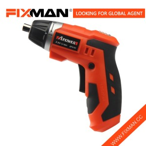 3.6V Lithium Cordless Torque Electric Power Screwdriver Cheap Price