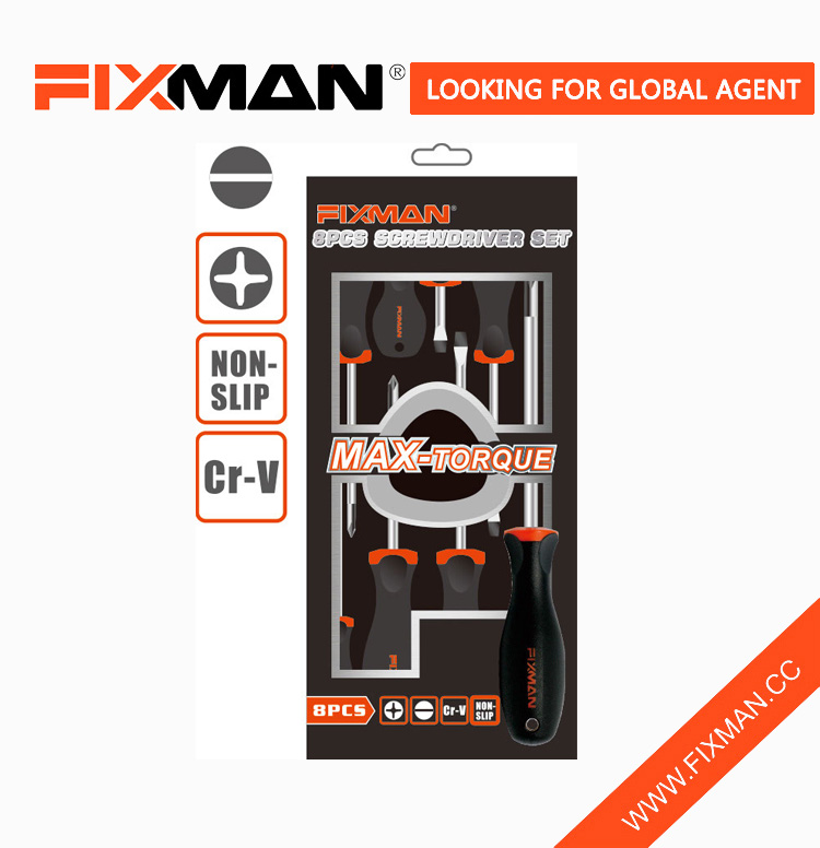 FIXMAN tool set screwdriver set