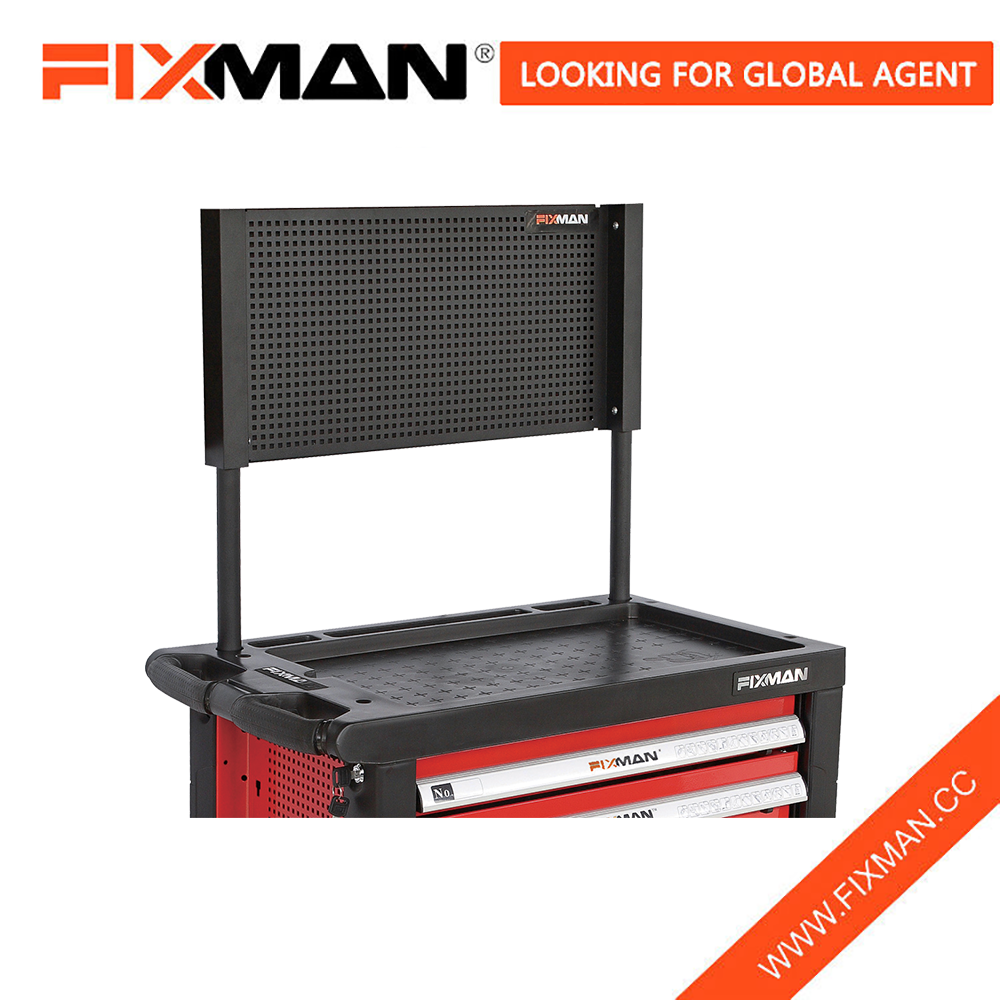 FIXMAN 6-Drawer Mobile Tool Box Roller Cabinet On Wheels