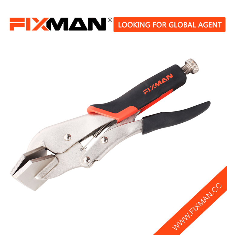 Professional China Flat Locking Pliers
