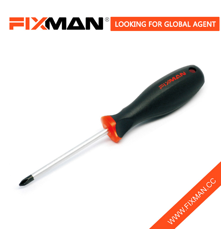 FIXMAN HAND TOOLS professional pozi screwdriver