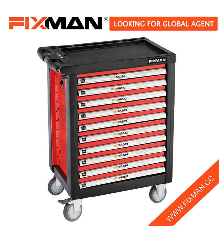 Fixman 10-Drawer Truck Tool Storage Systems tool Cabinets For Sale