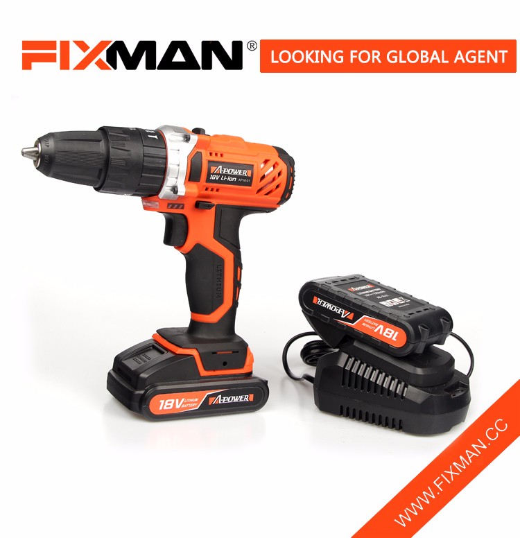 Best German Quality 12V/14.4V/18V Cordless Drill Sale CheapPower Drill