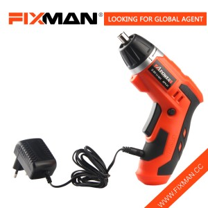 3.6V Battery Power Cordless Screwdriver Tools , Rechargeable