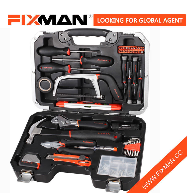 FIXMAN 142 PCS Household Full Tool Kit Combo Tools