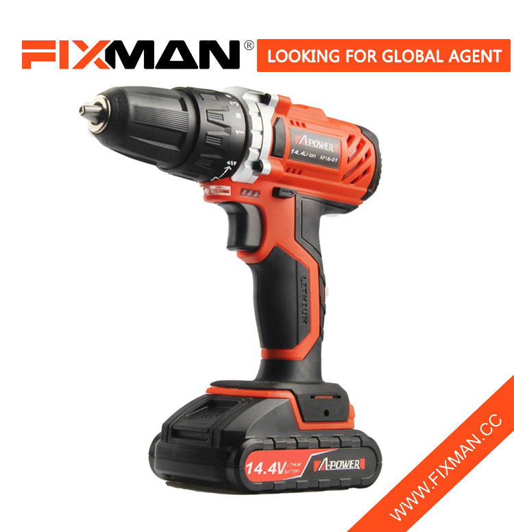 Professional Cordless Drill And Screwdriver Combo Drill Bits