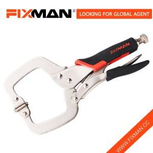 Swivel Pads Vise Grips C Clamp Locking Plier