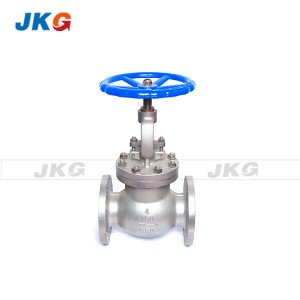 ANSI Manual Stainless Steel Globe Valve 150 Class With Rising Steam