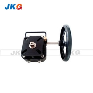 Pneumatic Actuator Handwheel with ISO5211 Square Bottom Connection