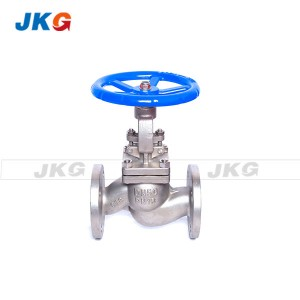 Stainless Steel Globe Valve CF8M / CF8 Cryogenic Temperature Easy To Maintain