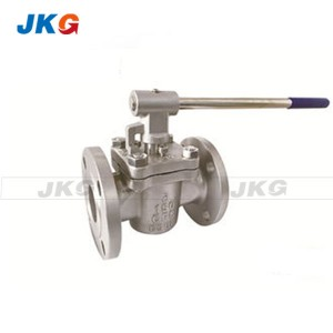 API 6D PTFE 2 Inch enemikhono Plug Control Valve Oil Field Self Lubricated Plug Valve