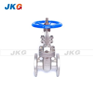 Through Conduit Gate Valve Double Flange Ends Resilient Wedge ANSI Standard