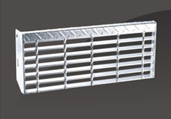 Chinese Professional Steel Grating Staircase - Stair Tread-JT4 – JIULONG