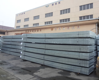 Plain Bar Grating with Hot Dip Galvanizing Finished JG255/30/100FG Featured Image