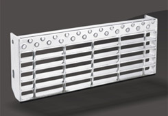 Steel Grating Stair Tread-JT8 for industrial application