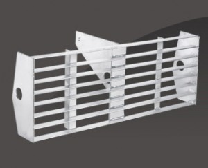 China Factory for Galvanized Steel Grill Graings - ROTATING STEP – JIULONG