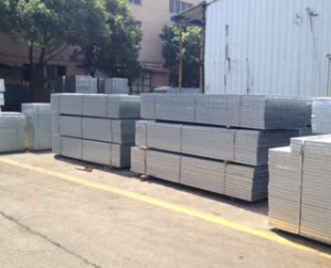 Factory directly supply Sheet Metal Fence Panel - JG303/34.3/100FG – JIULONG