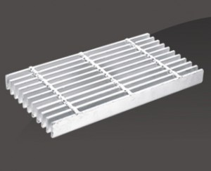 Manufactur standard Steel Grating For Construction Material - ANTI-HEEL GRATING – JIULONG