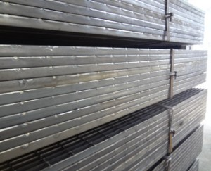 Untreated Steel Grating JG385/30/100FU