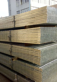 Stock Grating Jopo