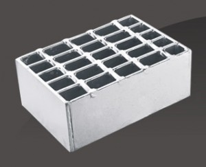 Hot New Products Hot Dipped Galvanized I Bar Grating - ANTI-HEEL GRATING – JIULONG