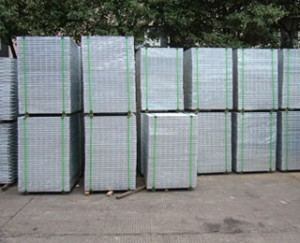 Serrated Steel Grating with Hot Dip Galvanizing JG303/30/100SG