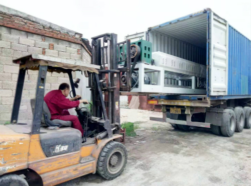 We sent EPE FOAM SHEET MACHINE to Uzbekistan on August 5, 2019.
