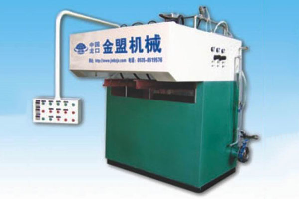 Reasonable price for Polypropylene Yarn Extruder Machine - Up and down egg tray machine – JINMENG