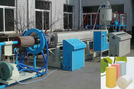 Manufacturer for Epe Foam Sheet Production Line - Epe foam sheet machine – JINMENG detail pictures