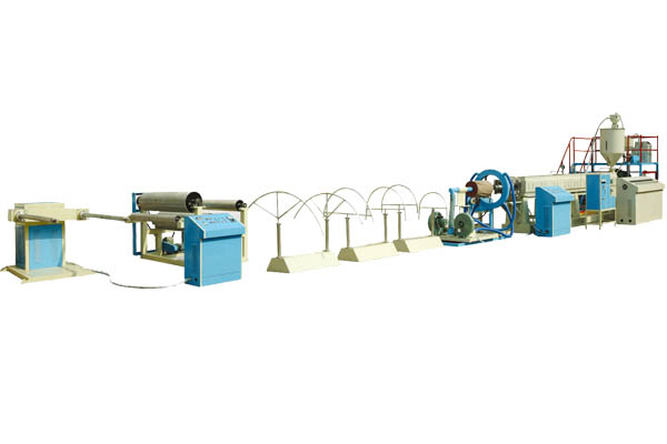 OEM Supply Extruded Fruit Foam Net Making Machine - Epe foam sheet machine – JINMENG