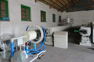 Epe foam sheet machine