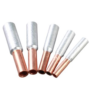 Copper-Aluminium connecting tubes