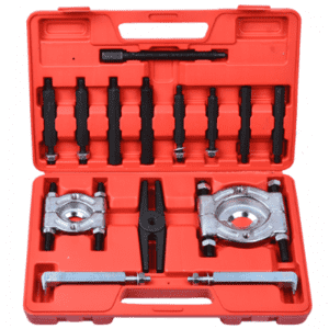 JC9746 14 Pcs H Type Bearing Separator Puller Removal Tool Kit Set