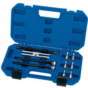 JC9748 10 Pcs Large Insert Bearing Separator Puller Removal Tool Kit